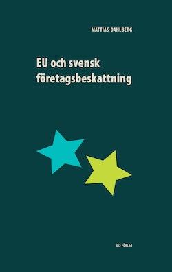 EU och svensk företagsbeskattning