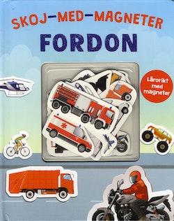 Fordon - skoj med magneter
