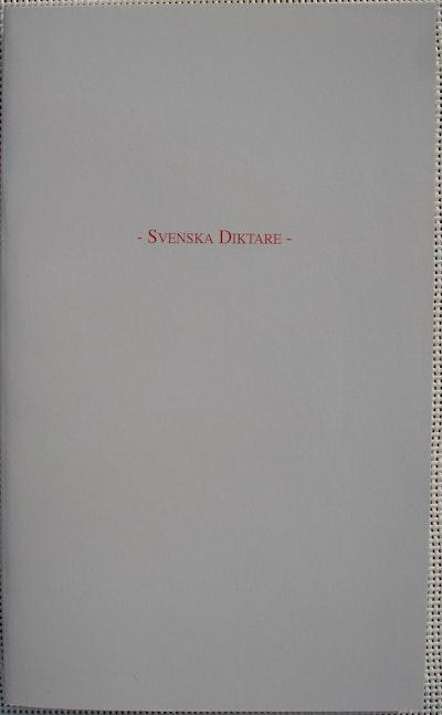 Svenska Diktare
