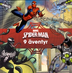 Spiderman. 9 äventyr
