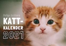 Roliga katters kattkalender 2021