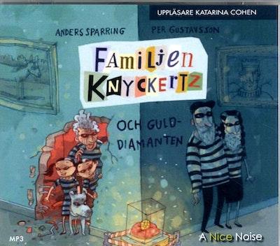 Familjen Knyckertz och gulddiamanten