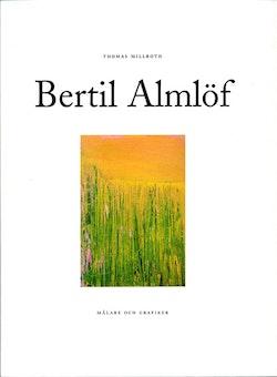 Bertil Almlöf. Målare och grafiker