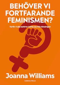 Behöver vi fortfarande feminismen? : varför vi alla behöver befria oss från könskrigen