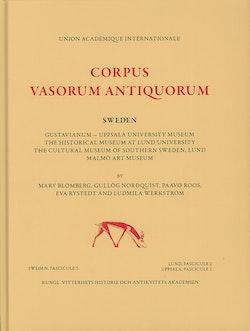 Corpus Vasorum Antiquorum. Sweden 5