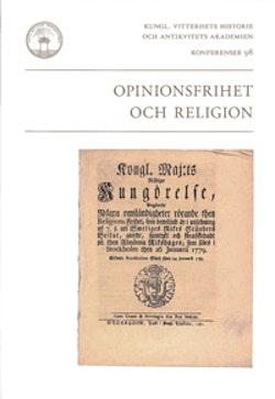Opinionsfrihet och religion