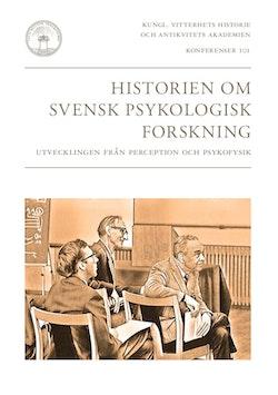 Historien om svensk psykologisk forskning
