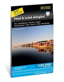 Piteå & Luleå skärgård 1:50.000