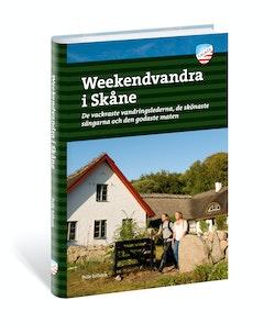 Weekendvandra i Skåne : De vackraste vandringslederna, de skönast