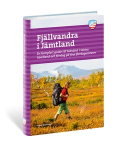 Fjällvandra i Jämtland 2a ed
