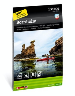Bornholm 1:50.000