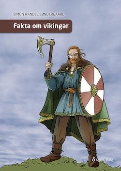 Fakta om vikingar (CD + bok)