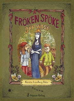 Fröken Spöke går vilse (CD + bok)