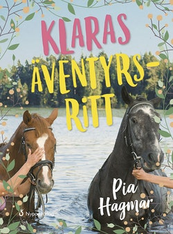 Klaras äventyrsritt (CD + bok)