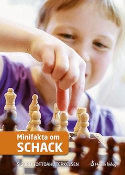 Minifakta om schack (CD + bok)