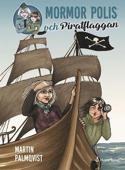 Mormor polis och piratflaggan (CD + bok)