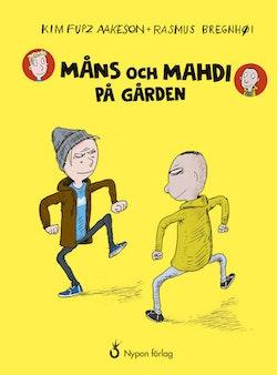 Måns och Mahdi på gården (CD + bok)