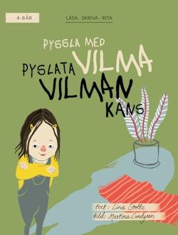 Pyssla med Vilma/Pyslata Vilman kans