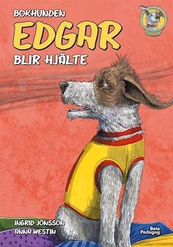 Bokhunden Edgar blir hjälte