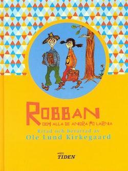 Robban och alla de andra polarna : en fullständigt helgalen deckare för barn och annat vettigt folk