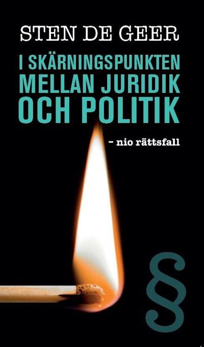 I skärningspunkten mellan juridik och politik : nio rättsfall