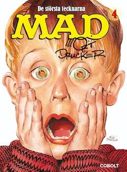 MAD. De största tecknarna 4, Mort Drucker