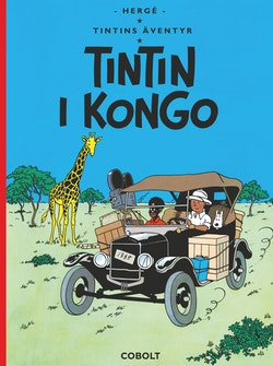 Tintins äventyr 2: Tintin i Kongo