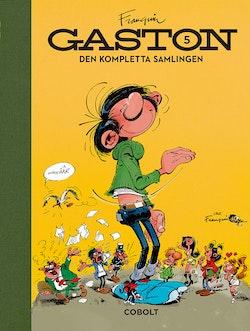 Gaston: Den kompletta samlingen 5