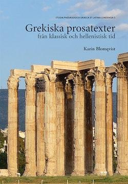 Grekiska prosatexter