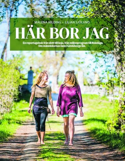 Här bor jag : en reportageresa från slott till ekohus, från miljonprogram till fiskeläge - om att vara hemma i Gävleborgs län