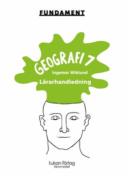 Fundament Geografi 7 Digital lärarhandledning