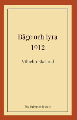Båge och lyra 1912