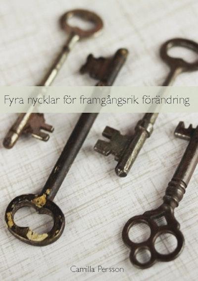 Fyra nycklar för framgångsrik förändring