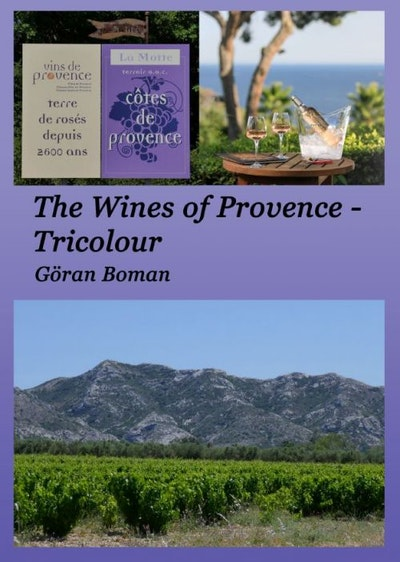 The wines of Provence : tricolour