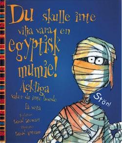 Du skulle inte vilja vara en egyptisk mumie!