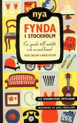 Nya Fynda i Stockholm : en guide till antikt och second hand