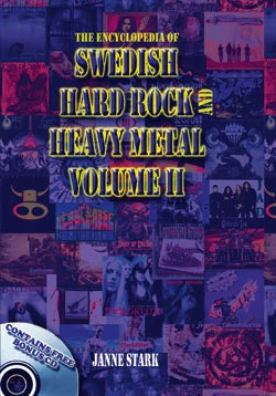 Encyclopedia of swedish hard rock and heavy metal. Vol 2