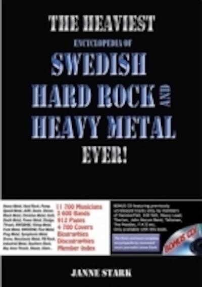 The heaviest encyclopedia of Swedish hard rock & heavy metal ever!