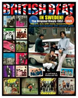 British Beat in Sweden : The original vinyls 1957-1969