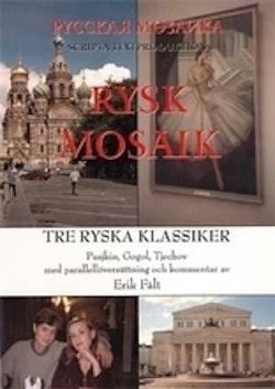 Tre ryska klassiker : Pusjkin, Gogol, Tjechov