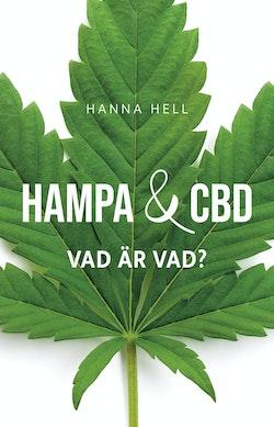 Hampa och CBD : vad är vad?