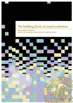 The building blocks of sound symbolism