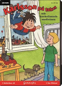 Karlsson på taket och kuckelimuckmedicinen