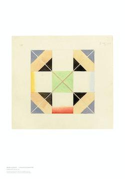 Hilma af Klint : The Parsifal Series, Group III, No. 112