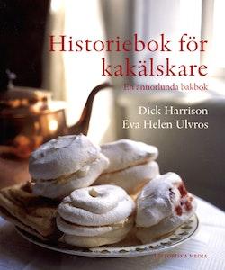 Historiebok för kakälskare