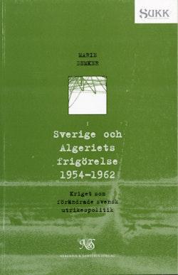 Sverige och Algeriets frigörelse 1954-1962
