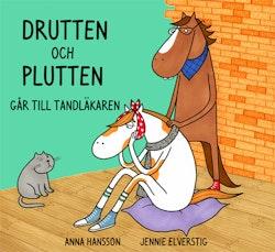 Drutten och Plutten går till tandläkaren