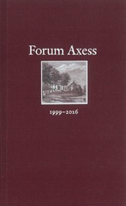Forum Axess 1999-2016