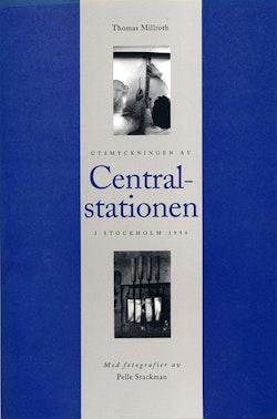 Utsmyckningen av centralstationen i Stockholm 1994