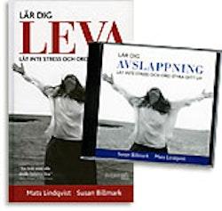 PAKET Lär dig leva (bok) + Lär dig avslappning (CD)